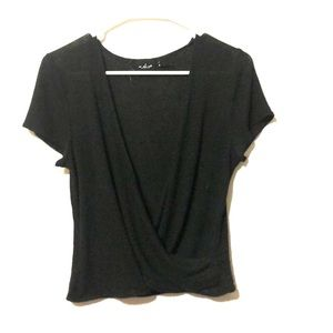 Urban Outfitters Black Top